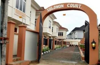 4 Nos - 4 Bedroom Detached House +bq, Magodo Phase 1 Isheri., Magodo, Lagos, Detached Duplex for Sale