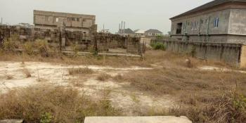Service Affordable Estate Plot., Cluster One Estate (road 16) Beside Mega Mound Estate, Ikota One., Lekki, Lagos, Residential Land for Sale