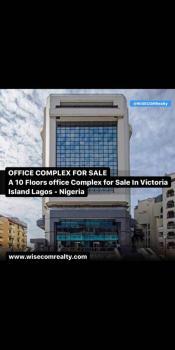 Office Complex, 25, Off Adeola Odeku Street., Victoria Island (vi), Lagos, Plaza / Complex / Mall for Sale