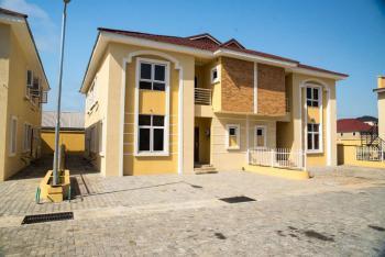 Newly Built 4 Bedroom Duplex, Alperton Estate, Osapa, Lekki, Lagos, Semi-detached Duplex for Sale