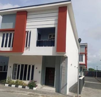 Brand New Serviced 4 Bedrooms Semi Detached Duplex, Raspberry Estate Opposite Vgc, Lekki, Lagos, Semi-detached Bungalow for Rent