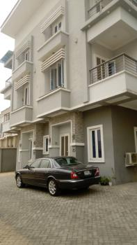 Luxurious 4 Bedroom Terrace Duplex in an Estate in Allen Ikeja, Allen, Ikeja, Lagos, Terraced Duplex for Sale
