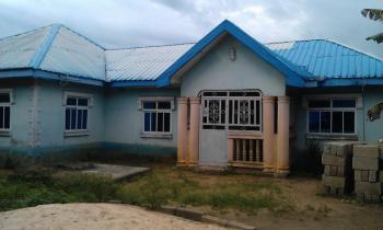 Standard 3 Bedroom Bungalow, Uniport Road, Port Harcourt, Rivers, Detached Bungalow for Sale