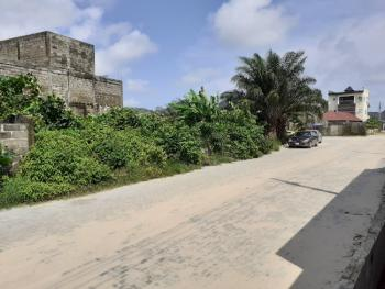 Dry Land on a Tarred Road, Plot 4, Road 2, Off Goodnews Road,  Ogombo, Ajah., Sangotedo, Ajah, Lagos, Mixed-use Land for Sale