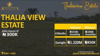 Hot Deal Investment Estate., 10mins Drive to Lacampaigne Tropicana Resorts., Ibeju Lekki, Lagos, Residential Land for Sale