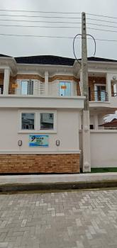 Four Bedroom House with a Room Bq, Orchid Road, Ajah, Lagos, Semi-detached Duplex for Rent