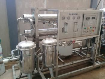Pure & Bottle Water Factory, Off Nze Close, Meiran, Ojokoro, Alimosho, Lagos, Factory for Sale