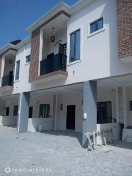 Fully Serviced 4 Bedroom Terrace in a Secured Environment, Ikota Gra, Lekki, Lagos, Terraced Duplex for Rent