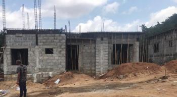 4 Bedroom Fully Detached Duplex Carcass, Katampe, Abuja, Detached Duplex for Sale
