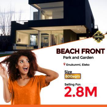Beachfront Estate, Eleko, Ibeju Lekki, Lagos, Land for Sale
