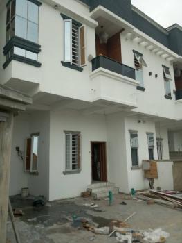 4bedroom Semi-detached Duplex with Bq, Ikota, Lekki, Lagos, Semi-detached Duplex for Sale