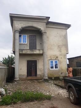 Executive 5 Bedroom Duplex with Study and Mini Flat Bq, One Fold Bus Stop., Gberigbe, Ikorodu, Lagos, Detached Duplex for Sale