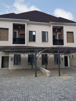Newly Built 4 Bedrooms Semi-detached Duplex, Ikota Gra, Behind Mega Chicken, Lekki, Lagos, Semi-detached Duplex for Rent