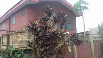 2 Numbers of 3 Bedroom Spacious Flats and 2 Numbers of 1 Bedroom Units, Off Benin Lagos Road, Ugbowo, Oredo, Edo, Block of Flats for Sale