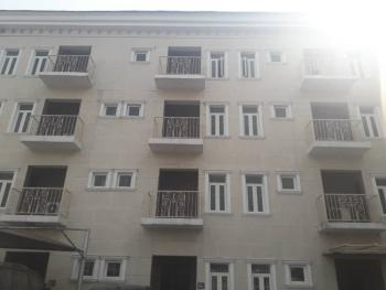 Spacious Nice Fully Serviced 4 Bedrooms Serviced Pent House + Bq + Pool, Solomons Court, Onikoyi, Ikoyi, Lagos, House for Rent