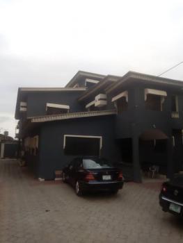 2 Nos of 2 Bedroom Flat + 5 Nos of Mini Flat with Bq and Reciept., Okota, Ago Palace, Isolo, Lagos, Block of Flats for Sale