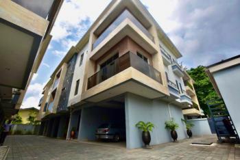 Newly Built 4 Bedroom Terrace Duplex with 1 Room Bq, Ikoyi, Lagos, Terraced Duplex for Sale