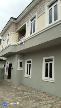 Fitted 5 Bedroom Duplex with Bq., Idado Estate, Idado, Lekki, Lagos, Detached Duplex for Rent
