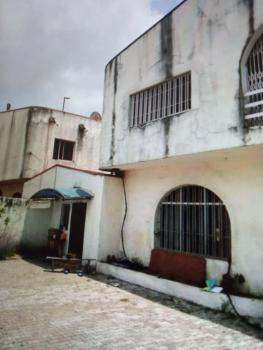 Vacant Two Wing Duplex of 4 Bedrooms Each, Off Ajose Adeogun Street, Behind Zenith Bank Headquarters, Victoria Island (vi), Lagos, Office Space for Sale
