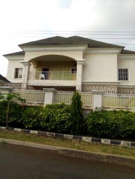 Luxury 5 Bedroom Detached Duplex, Wusent Zone 6, Wuse, Abuja, Detached Duplex for Rent