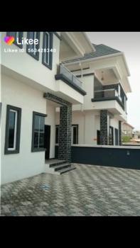 Top Notch 4 Bedrooms Detached  Duplex with Bq, Close to Thomas Estate, Ajah, Lagos, Detached Bungalow for Sale