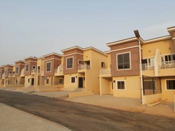 Coming Soon: 4 Bedrooms Luxury Built Terrace Duplex., Near Julius Berger Staff  Quarters, Gwarinpa, Abuja, Terraced Duplex for Sale