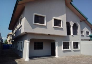 Well Renovated 6 Bedroom Duplex for Office, Off Adebimpe Street, Lekki Phase 1, Lekki, Lagos, Semi-detached Duplex for Rent