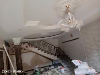 Well Renovate Four Bedroom Semi Detached, Off Durosimi Etti, Lekki Phase 1, Lekki, Lagos, Semi-detached Duplex for Rent