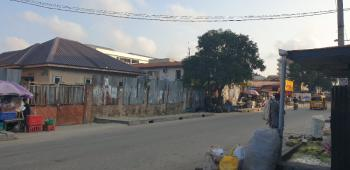 473 Square Meters Vacant Land, Along Hughes Avenue, By Alagomeji B/stop, Yaba., Yaba, Lagos, Land for Sale