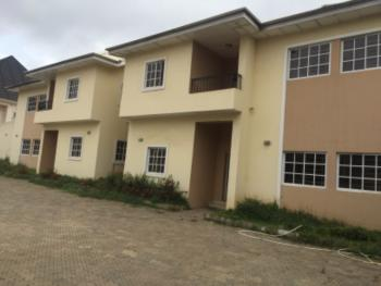 4 Bedrooms Serviced Twin Duplexes + a Room Bq Each, Office Or Residence, Maitama, Maitama District, Abuja, House for Rent