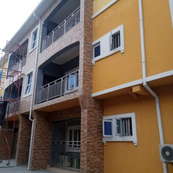 Exotic Brand New 2 Bedroom Flat, Upstairs, Woji Phc, Port Harcourt, Rivers, Flat for Rent