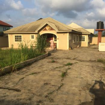 3 Bedroom Bungalow on About 800sqm Land, Harmony Estate Off Berger Express, Ojodu, Lagos, Detached Bungalow for Sale