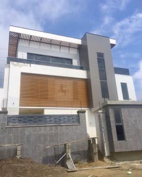 Exquisite 5 Bedroom Duplex with Cinema, Gym and Pool., Lekki Phase 1, Lekki, Lagos, Detached Duplex for Sale