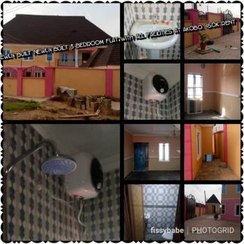 Newly Built 2 Bedrooms Flat, Akobo, Ibadan, Oyo, Mini Flat for Rent
