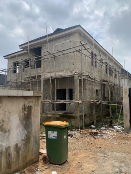Carcass 5 Bedroom Fully Detached House, Isheri North, Lagos, Detached Duplex for Sale