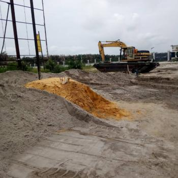 C of O Dry Plots of Land ,fenced and Gated, Off Lekki - Epe Expressway, Ajah, Lagos, Residential Land for Sale