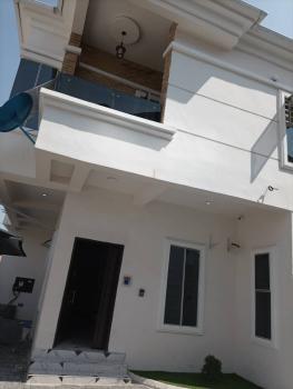 Serviced 4 Bedrooms Duplex, Grace Court, Lekki, Lagos, Semi-detached Duplex for Rent