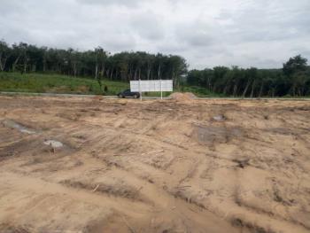 Plots of Land, Akim- Akim, Off Calabar- Ikom Highway, After Northwest Filling Station, Calabar, Cross River, Residential Land for Sale