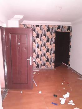Clean 2 Bedroom Flat Upstairs, Gated Estate Beside Lekki Conservation Centre Lekki, Lekki, Lagos, Flat for Rent
