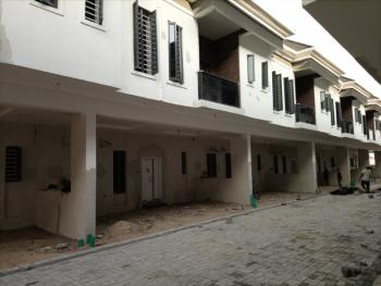 Serviced 4 Bedroom Terrace Duplex, Off Orchid Hotel Road, Lekki, Lagos, Terraced Duplex for Sale