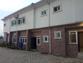 a Brand New 3 Bedrooms Terraced Duplex with a Room Bq in a Serene Location, By H & a Plaza, Wuye, Abuja, Terraced Duplex for Rent