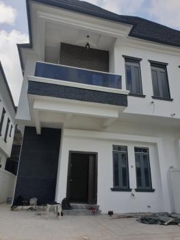 Luxury 4bedroom Semi Detached Duplex with Bq- Just One Unit Left, Chevron, Lekki, Lagos, Semi-detached Duplex for Sale