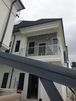 Super Luxury 4bedroom Semi Detached Duplex with Bq , Solar Inverter, Chevron,lekki, Lekki, Lagos, Semi-detached Duplex for Sale