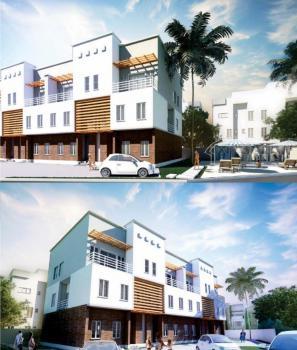 New 4 Bedrooms Terrace Duplex with Swimming Pool, Karmo By Turkish Nizamiye Hospital, Karmo, Abuja, Terraced Duplex for Sale