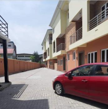 New 4 Bedrooms Terraced Duplex + Bq + Swimming Pool, Off Macpherson Avenue, Old Ikoyi, Ikoyi, Lagos, Terraced Duplex for Rent
