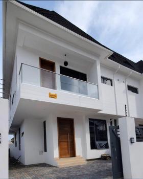Beautiful Brand New 4 Bedroom Semi Detached Duplex with Bq, Idado Lekki, Lekki, Lagos, Semi-detached Duplex for Sale