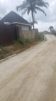 Distress 2 Plots of Land in a Nice Neighborhood, Sars Road By Nnpc, Rukpaok, Port Harcourt, Rivers, Mixed-use Land for Sale