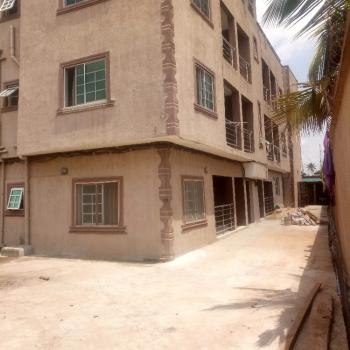 a Fairly Used Spacious & Thoroughly Renovated 2bd Flat @ Bariga, Close to Iyana-oworo Bus Stop, Shomolu, Lagos, Flat for Rent