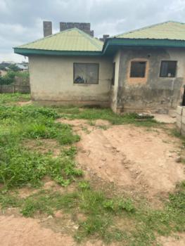 Decent 4 Bedroom Flat, Ojoo Ajobo, Ibadan, Oyo, Detached Bungalow for Sale