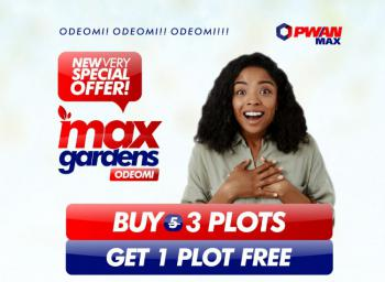 Max Gardens Estate, Ode-omi Community, After La Champagne Tropicana., Ibeju Lekki, Lagos, Mixed-use Land for Sale